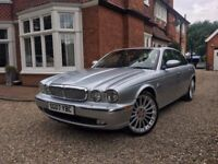 2007 Jaguar XJ 2.7 TD Sovereign 4dr! STUNNING!! FULLY MAINTAINED!! WHAT A CAR FOR THE MONEY!!!!!!
