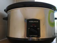 Morphy Richards Slow Cooker, 6.5L