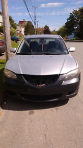 2006 Mazda 3 (parts car but runs&drives)