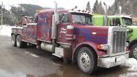 Heavy Duty tow truck driver