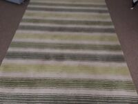 Large 100% Wool Rug