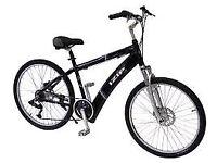 Electric Bike Izip Trails Gents 24v New Li-ion Battery