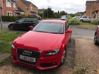 Audi A4 2.0 diesel £30 a year road tax 55+ mpg