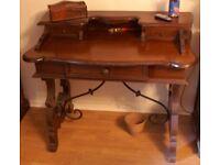 Writing Bureau / Desk in a Colonial Style