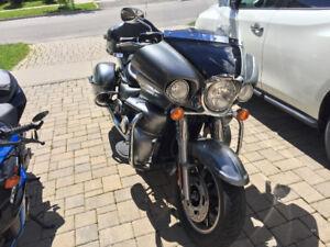2010 Kawasaki 1700 Vulcan Voyager