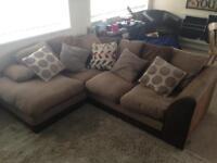 Detachable Square Sofa