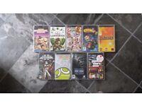 9 psp games