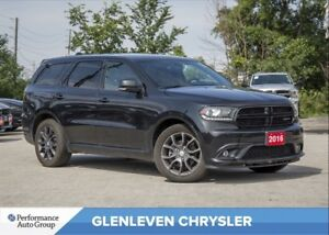 2016 Dodge Durango R/T | HEMI | NAVIGATION | ROOF