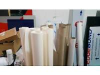 Carboard Tubes & Wax Paper