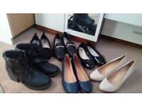 Shoes bundle size 8