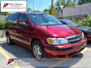 2002 Chevrolet Venture Value Van