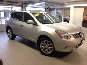 2013 Nissan Rogue SL/LOCAL TRADE!!!