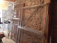 Large Metal Mesh Panels