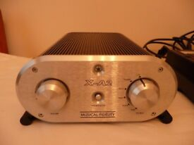 Musical Fidelity X-A2 Stereo Intergrated Amplifier