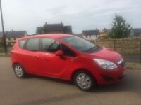 Vauxhall Meriva 1.4 2010 Long MOT Service History Part Exchange Welcome