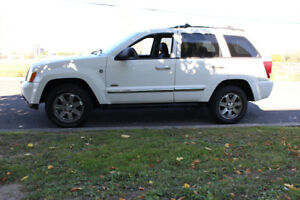 **2008 JEEP GRAND CHEROKEE NORTH EDIT** DIESEL** PRICED TO SELL!