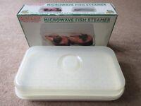 Microwave Fish Steamer