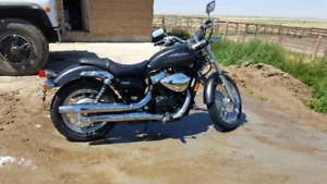 2010 Honda Shadow 750 RS