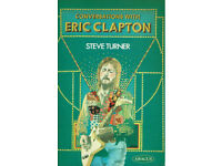 Convwersations With Eric Clapton by Steve Turner