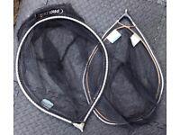 2 x Prologic & Other - MATCH CARP LANDING NET HEAD - Quick Dry Landing Net Set