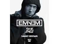 Eminem - Glasgow Summer Sessions 2017 w/ Run The Jewels, Danny Brown & Russ