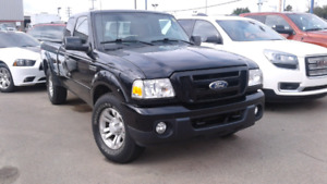 2011 Ford Ranger Sport 4x4 Pickup Truck