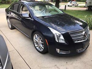 2013 Cadillac XTS4 platinum collection