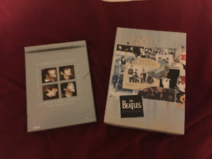 Beatles Anthology and A Hard Days Night DVD's