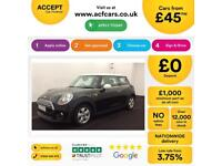 Mini Cooper FROM £45 PER WEEK!