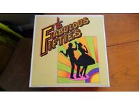 The Fabulous Fifties. 10 lps, good condition, Readers Digest.