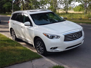 2013 Infiniti Other CVT SUV, Crossover