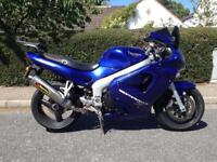 Triumph Sprint ST 955i for sale or swap
