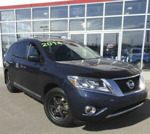 2014 Nissan Pathfinder - ONE OWNER, ACCIDENT FREE!!!