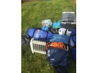 Camping equipment clearance