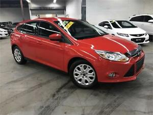 FORD FOCUS SE 2012/AUTOMATIC/AC/112000KM
