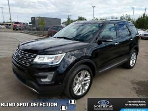 2017 Ford Explorer Limited  - Sunroof - $308.14 B/W