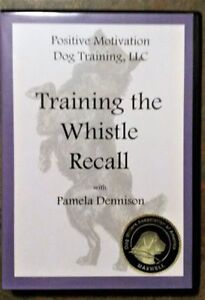 Training the Whistle Recall DVD