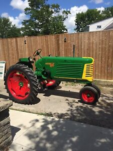 1948 Oliver tractor