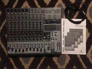 XENYX 1832FX Mixer