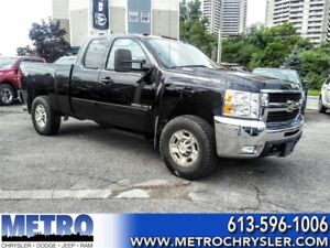 2008 Chevrolet SILVERADO 2500HD Z71 4X4 LOADED
