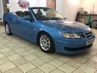 !!66K MILES!! 2006 SAAB 9-3 1.9 TiD LINEAR / 12 MONTHS MOT / SERVICE HISTORY / ONLY 2 PREVIOUS OWNER