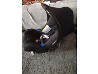 Baby Safe Britax car seat