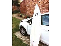 David brown 6.1 surfboard