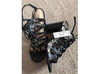 Red Herring Brand New with Tags Strappy Sandals Size 5
