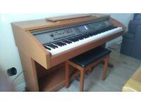 Yamaha Clavinova digital piano CVP-301