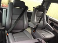Mercedes Vito full leather seats
