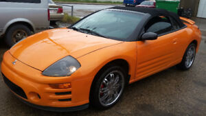 2002 Mitsubishi Eclipse SPORT GS COME IN TO TEST DRIVE