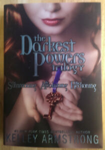 The Darkest Powers Trilogy by Kelley Armstrong TPB 1st ED.