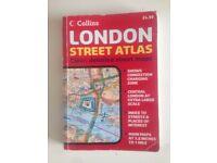Collins London Street Atlas Pocket 2008
