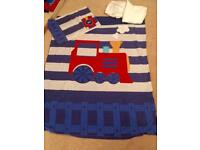 Next toddler (cot bed) bedding